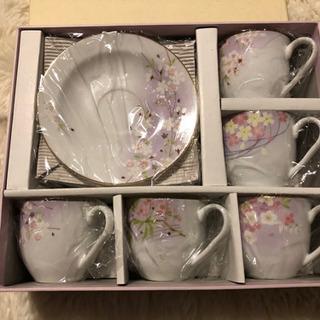 高島礼子プロデュース コーヒーカップ5客セット