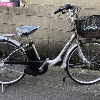 【ネット決済・配送可】【電動自転車】新車(定価94380円)特売...