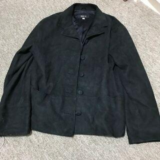 羊革のレザージャケットMサイズ ブランドBIGI