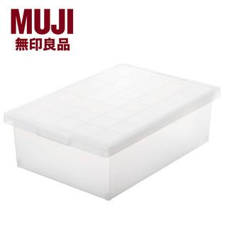 【無印良品】ポリプロピレンキャリーボックス 6個(1個ずつの価格...