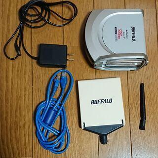 バッファロー 無線LAN子機イーサーネットコンバーター WLI-...
