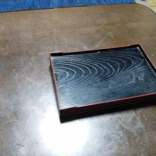 木製の皿(中古)