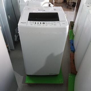 【ハイセンス】2020年製 洗濯機
