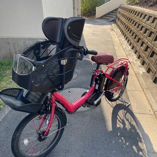 受付終了 破格 子供乗せ 電動自転車 ブリジストン