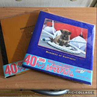ふやせるるアルバム40ページ20枚×2