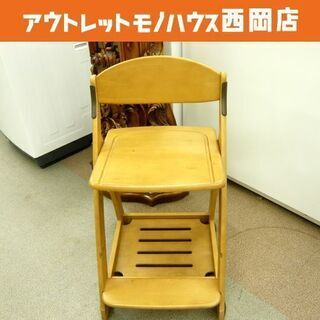 イトーキ 学習イス 木製 椅子 チェア キャスター付き 子…