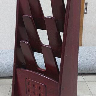 スリッパ収納 木製