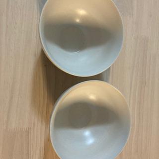 陶器のお椀 2つセットであげます