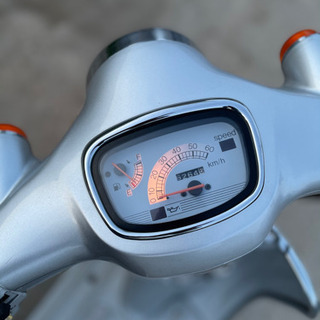実働原付 スズキ ヴェルデ Velde 自宅配送 2スト速い  軽整備 - 売ります・あげます