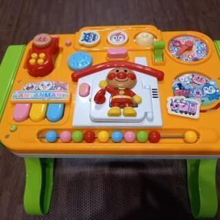 【ネット決済】アンパンマンテーブルおもちゃ