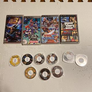 PSP ソフト13本セット(被り2本あり)