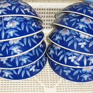 6 ご飯茶碗 レトロ アンティーク 昭和 10個セット