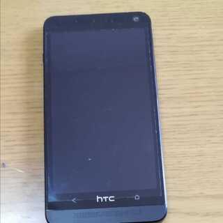 (送料無料)au HTC J ONE HTL22 ブラック