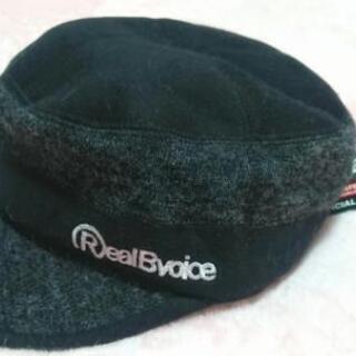 【新品】RealBvoice ワークキャップ