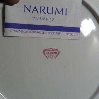 未使用 箱入り ナルミ NARUMI 大皿 30cm 盛皿 葡萄...
