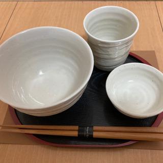 釉膳めぐり食卓セット 【未使用】【箱付き】