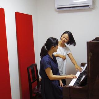 大人のピアノレッスン生徒募集♪