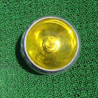 丸型フォグランプ(イエローガラス)