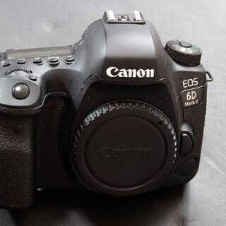 値下げ 6D mark2 Canon キャノン バッテリーグリップ