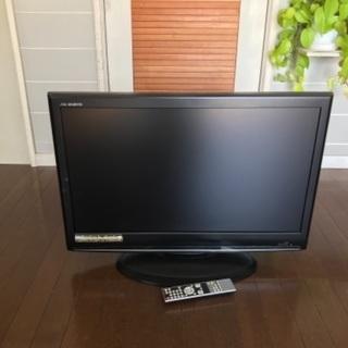 ジャンク品 32型 船井電気 テレビ