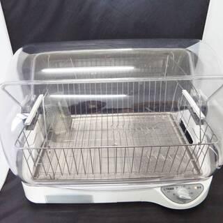 【ネット決済】タイガー 食器乾燥器 6人用 DHG-S400 サ...