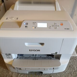EPSON PX-S860 動作未確認