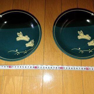 お皿〈21㎝〉2枚☺️の画像