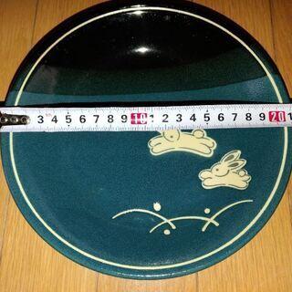 お皿〈21㎝〉2枚☺️ - 熊本市