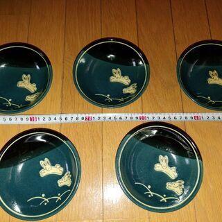 お皿5枚で☺️〈14㎝〉の画像