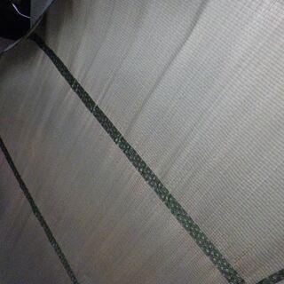 畳の上敷き