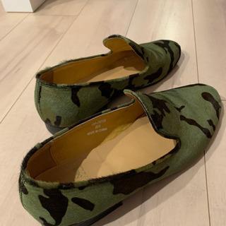 靴、フリークスストア