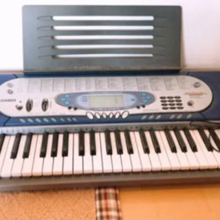 【ネット決済】電子ピアノ CASIO