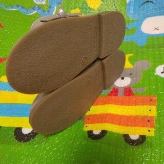 新品 Gap キッズ ブーツ サイドジップ付き - 子供用品