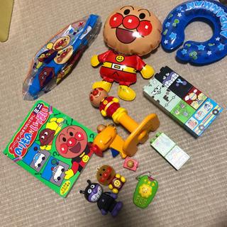 美品 アンパンマン  おもちゃ 本 まとめの画像