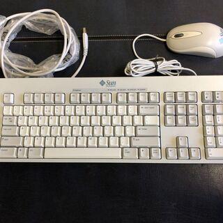 ★中古★Sun Type-7 USB日本語キーボード マウス付 ...
