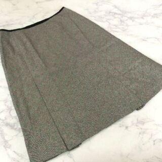 【ネット決済・配送可】ROPE ロペ フレアスカート 上品 きれ...