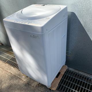 TOSHIBA/東芝 洗濯機 4.2kg AW-4S2 2014年