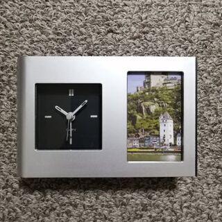 新品 カークデスクスタンド 置時計