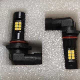 HB4 LED フォグランプ イエロー 新品