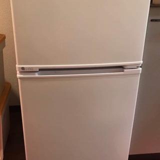 【値下げ】2017年製 冷蔵庫 1人暮らしにぴったり