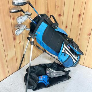 US Kids Golf ゴルフセット キッズゴルフ 6本セット