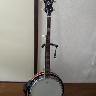 【ネット決済】フェンダー バンジョー Fender Banjo