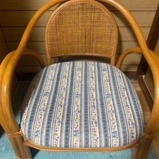中古の座椅子