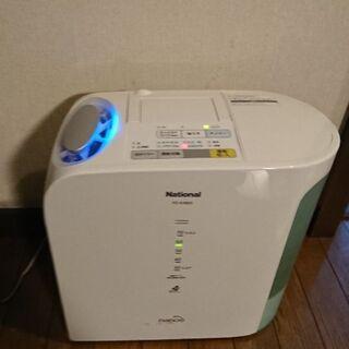 National 加熱気化式加湿器   Nanoeナノイ搭載