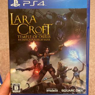 PS4ララ・クロフト 中古