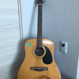 【決まりました】KAWAI  アコースティックギター KW-130A   ソフトケース付きの画像