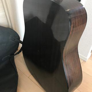【決まりました】KAWAI  アコースティックギター KW-130A   ソフトケース付き - 楽器