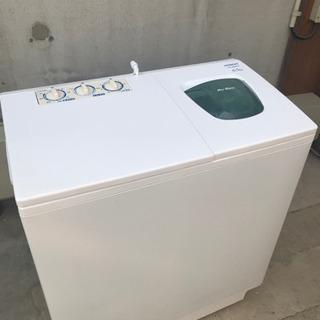 日立 二層式洗濯機 2017年製