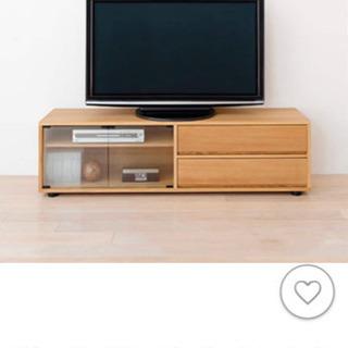 無印良品 スタッキングキャビネット テレビボード