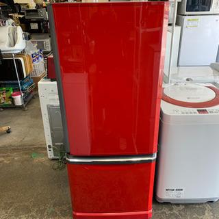 三菱 MITSUBISHI 2ドア ノンフロン 冷凍冷蔵庫…